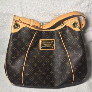 Authentic Galliera GM louis vuitton handbag